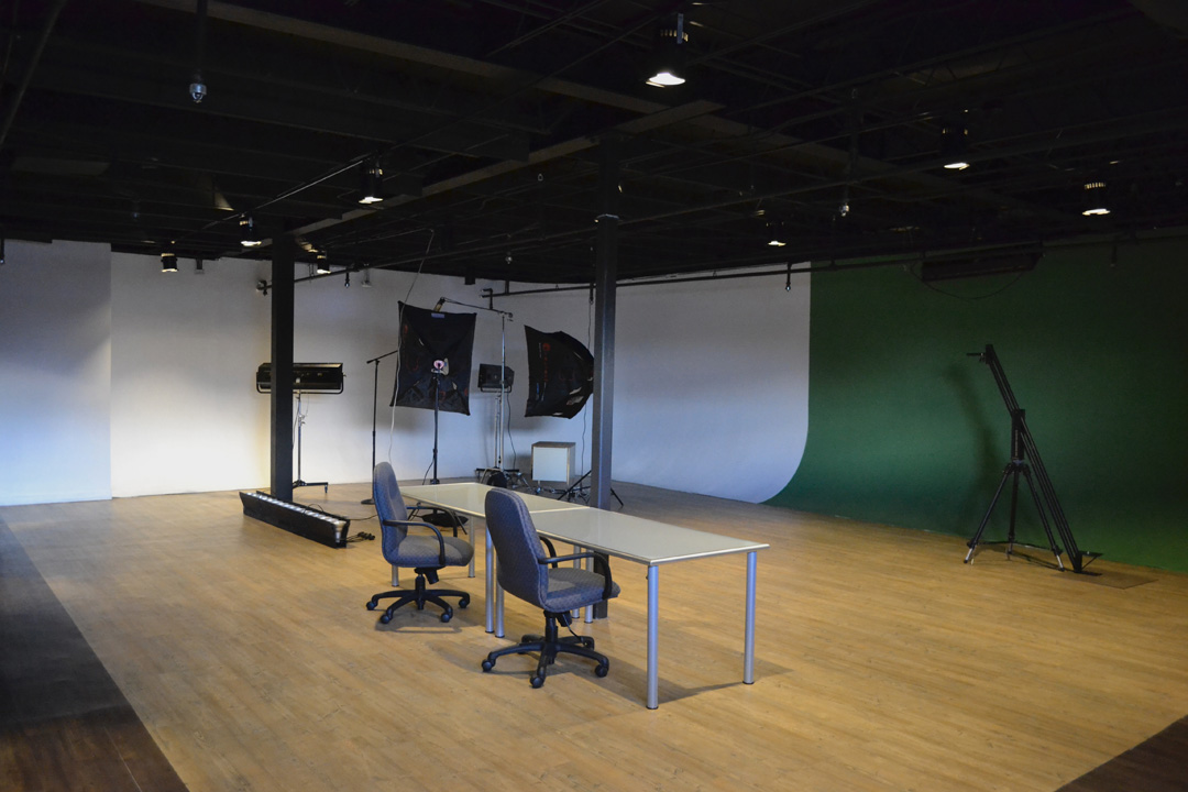 Studio Benna Reno Advertising Production Stage