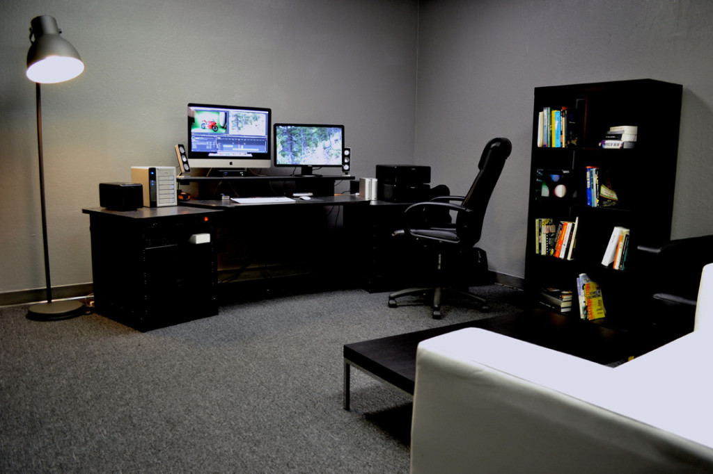 Video Editing Room Furniture