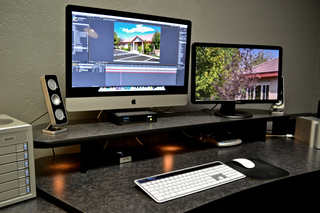 Video editing suite - I may have to get something like it!